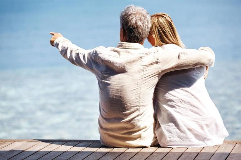 Через 5 лет совместной жизни отношения закончились, потому что мужчина так и не решился познакомить любимую с родными