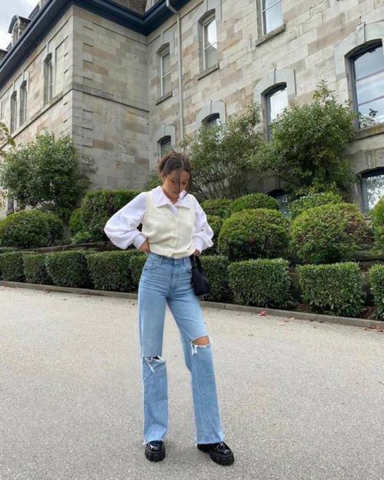 Какие джинсы купить? Скинни устарели. Да здравствуют анти скинни!