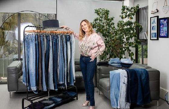 Джинсов много не бывает: женщины, которым не жалко денег на любимую часть гардероба, могут похвастаться коллекциями в 90 пар