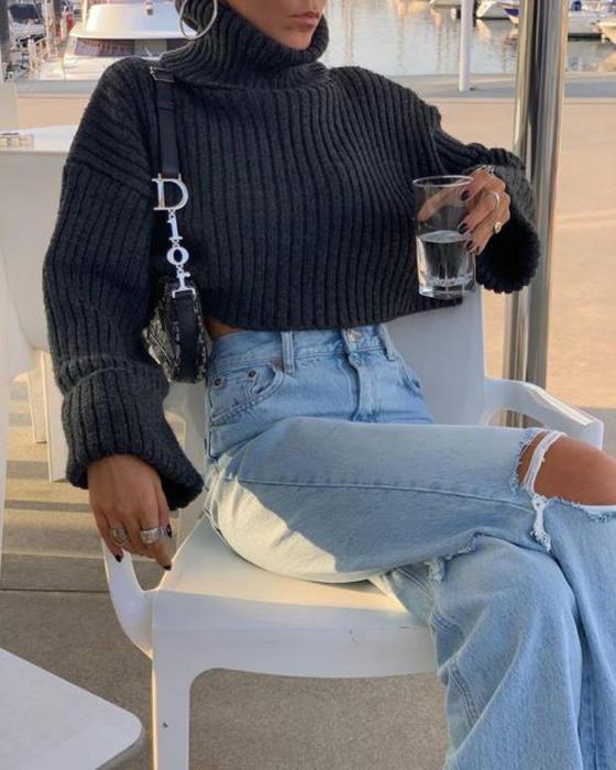 Какие джинсы купить? Скинни устарели. Да здравствуют анти-скинни!