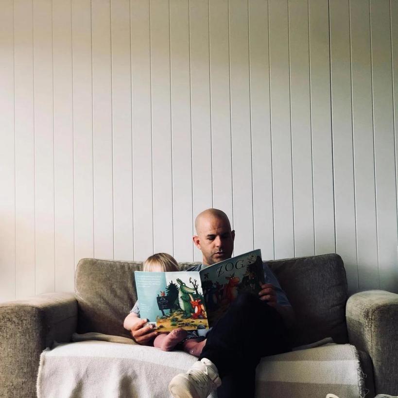 Поддерживать гнездо: папа четверых детей о том, что для него значит быть хорошим отцом