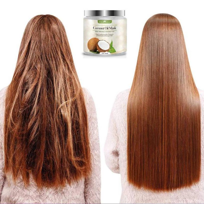 Польза и вред кокосового масла для волос по мнению специалистов