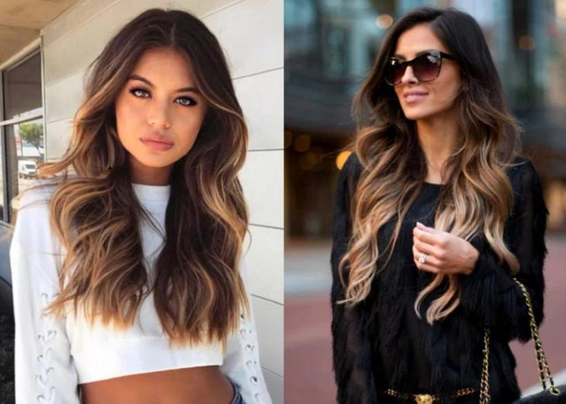 8 трендовых оттенков волос, которые идеально подходят девушкам со смуглой кожей