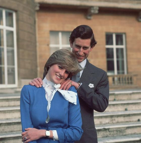Как с течением времени менялись взаимоотношения принцессы Дианы и принца Чарльза: 10 фотографий, показывающих это