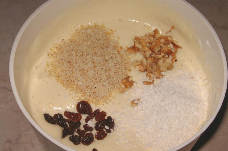 Когда хочу порадовать гостей, готовлю торт  Нелли : рецепт вкусного десерта с кофе, орехами и персиками