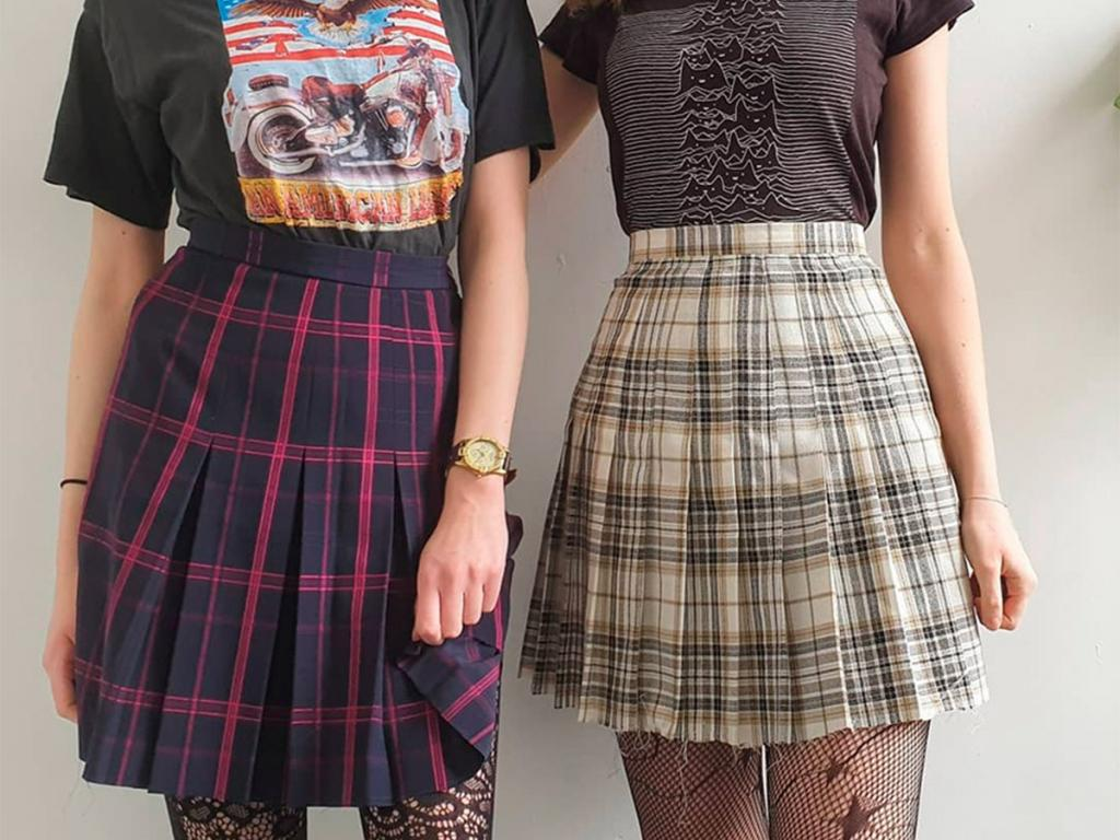 Короткие подойдут девушкам спортивной комплекции: кому и как носить плиссированные юбки