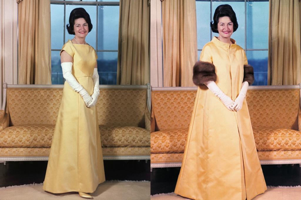 В каких нарядах первые леди США присутствовали на инаугурации (фото)
