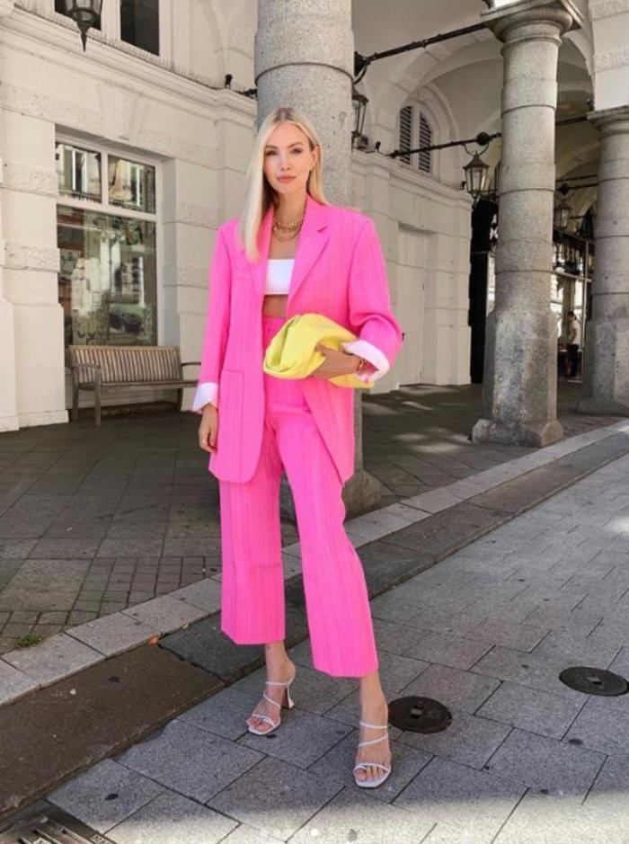 Розовый – один из самых ярких трендов весеннего сезона 2021: какие оттенки выбирать и с чем сочетать