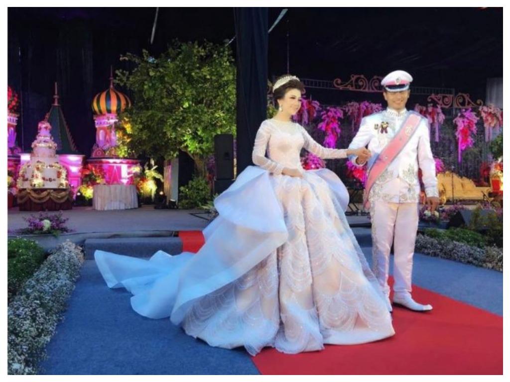 Ее свадебный наряд назвали самым красивым подвенечным платьем в мире: как же он выглядит