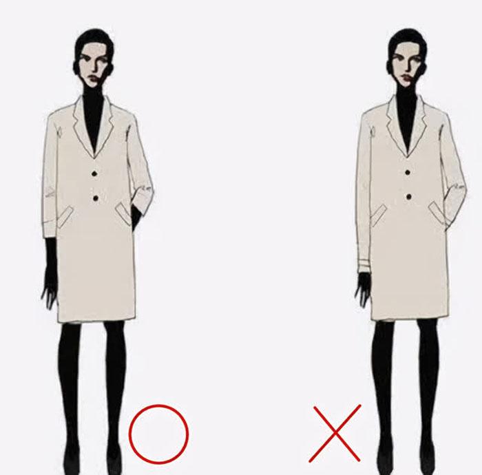 Не забываем учитывать длину рукава зимней одежды: как девушке небольшого роста выглядеть высокой моделью