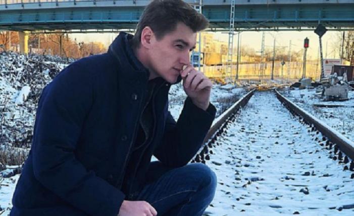 Верни свой цвет! : Алексей Воробьев перекрасился в блондина