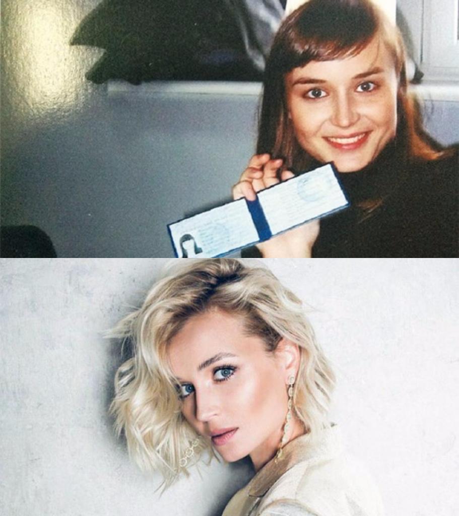 Забытые старые фото российских звезд на заре их карьеры