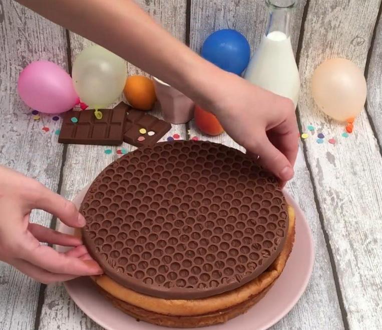 Несложный рецепт тортика