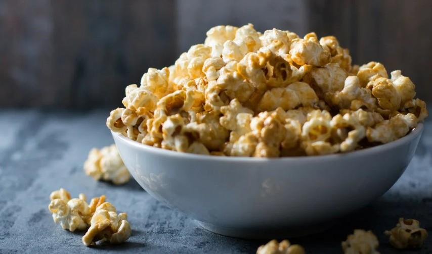 Картофель, попкорн и другие продукты для успешного похудения: диетолог Дэвид Экс раскрывает секреты