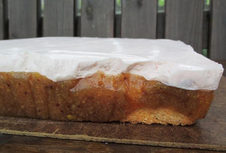 Трехслойный торт