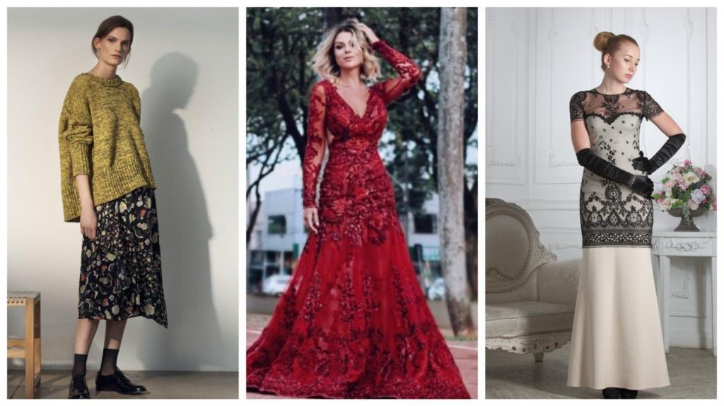 Чтобы вечернее платье не пылилось в шкафу, превращаем его в наряд на каждый день: четыре способа