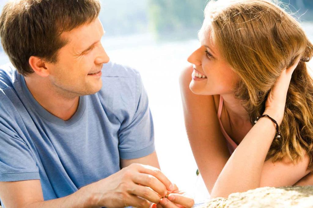 У нас все серьезно? : каких вопросов так боятся мужчины, но так любят женщины