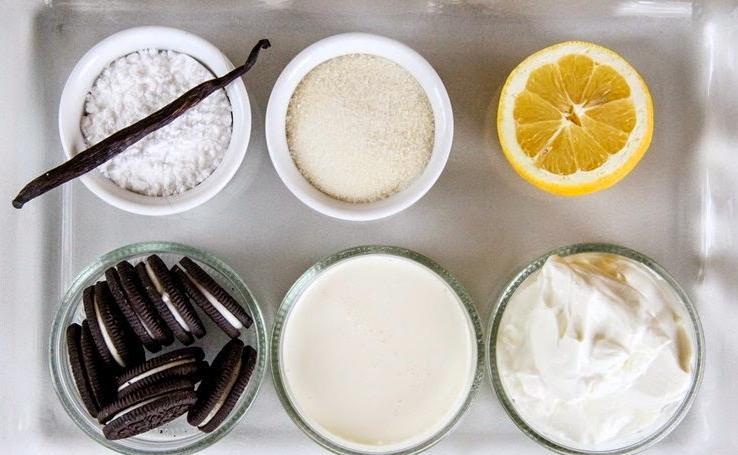 Творожный торт  Наяда  с шоколадным печеньем: рецепт интересного десерта без выпечки