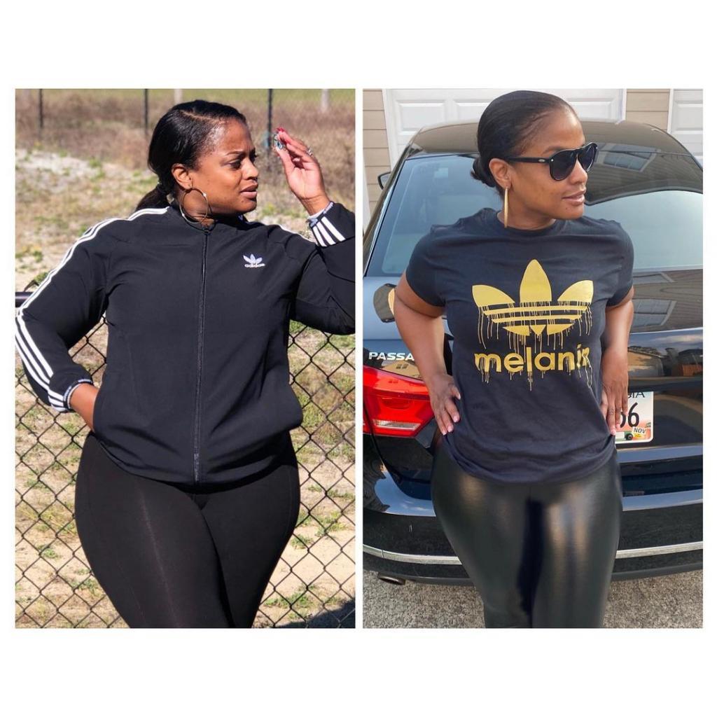 Простая ходьба и диета: после родов женщина взяла себя в руки и скинула 35 кг (фото до и после)
