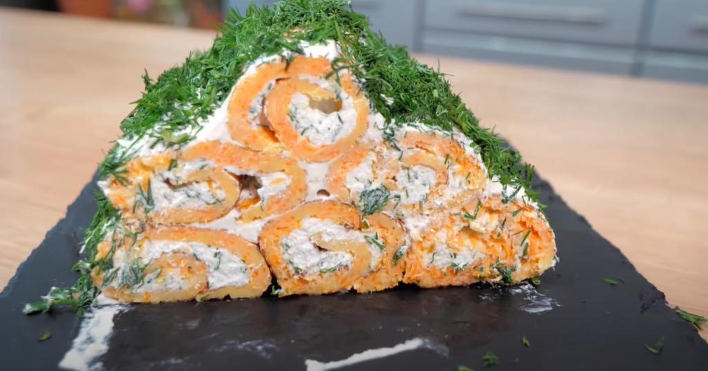 Ломать не строить: мою избу из морковных блинчиков съедают  до последнего кирпичика  (рецепт подсмотрела в Сети)