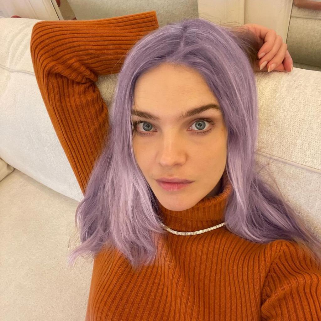 Наталья Водянова экспериментирует с цветом волос: что думают поклонники в соцсетях