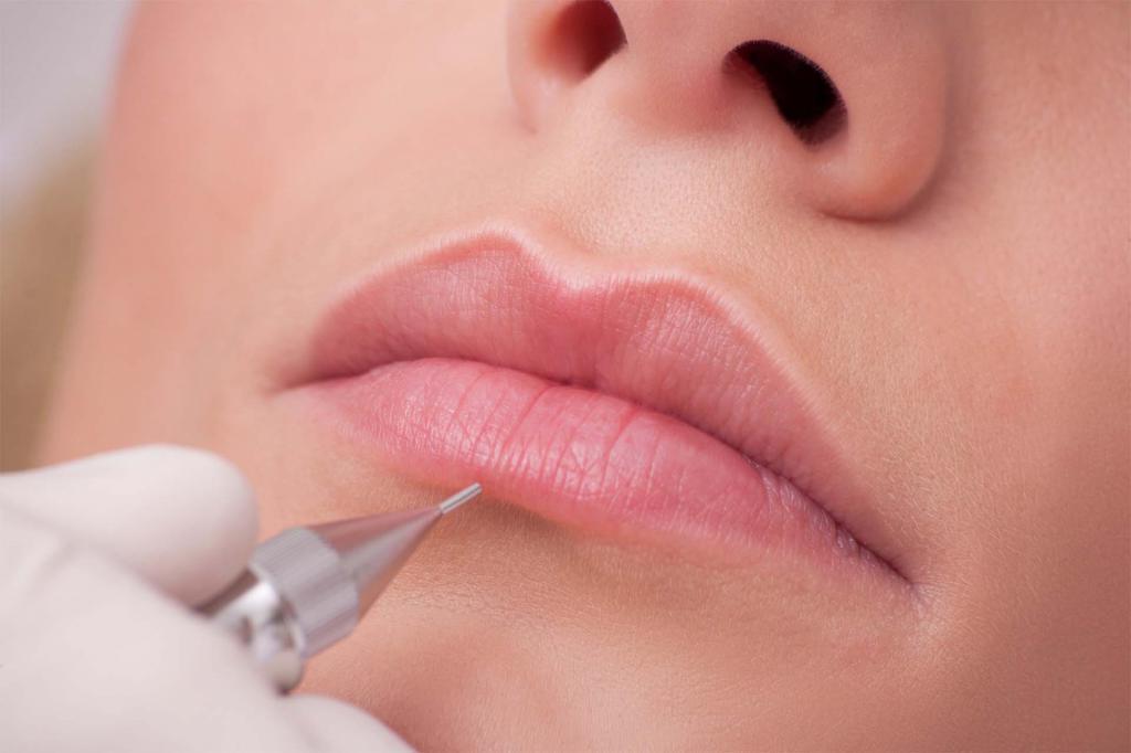 Как визуально устранить недостатки лица: тренды перманентного макияжа 2021