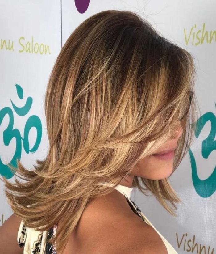 Если волосы слишком тонкие: подборка модных женских стрижек средней длины