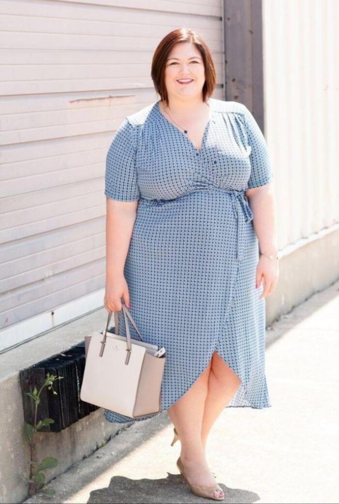 Любить себя такой, какая есть: как стильно одеваться в повседневной жизни полным женщинам 45+, чтобы выглядеть не хуже худышек