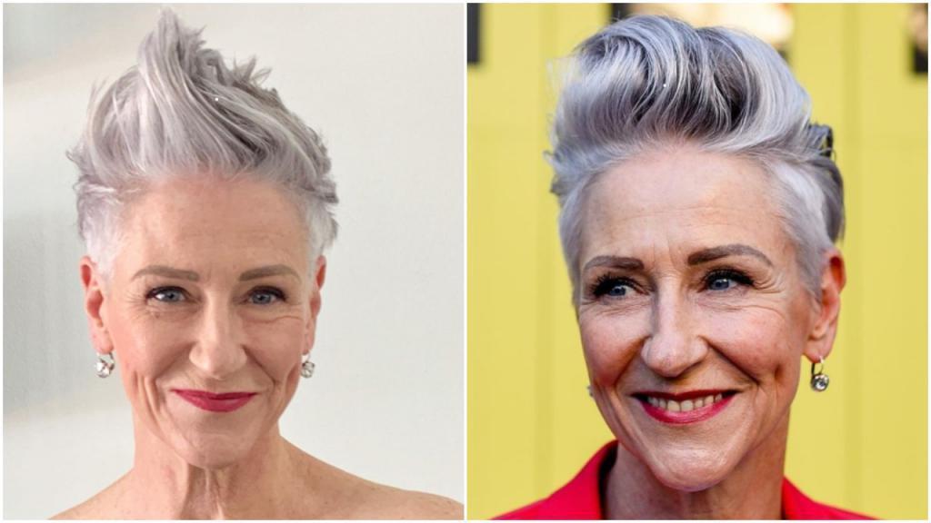 Невероятно женственные весенние вариации для коротких волос: практичные и радикально меняющие стиль в любом возрасте