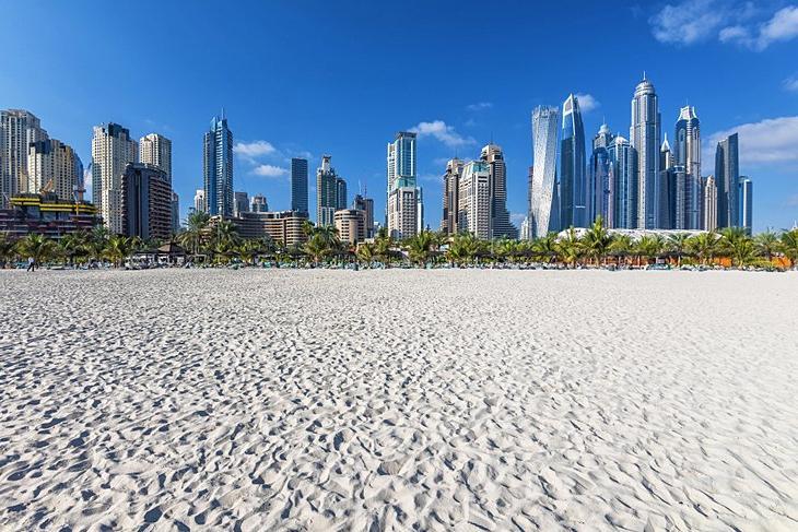 Эксперты назвали стоимость комфортного отпуска в Дубае: лучшие пляжи города, которые окупят любую трату на отдых