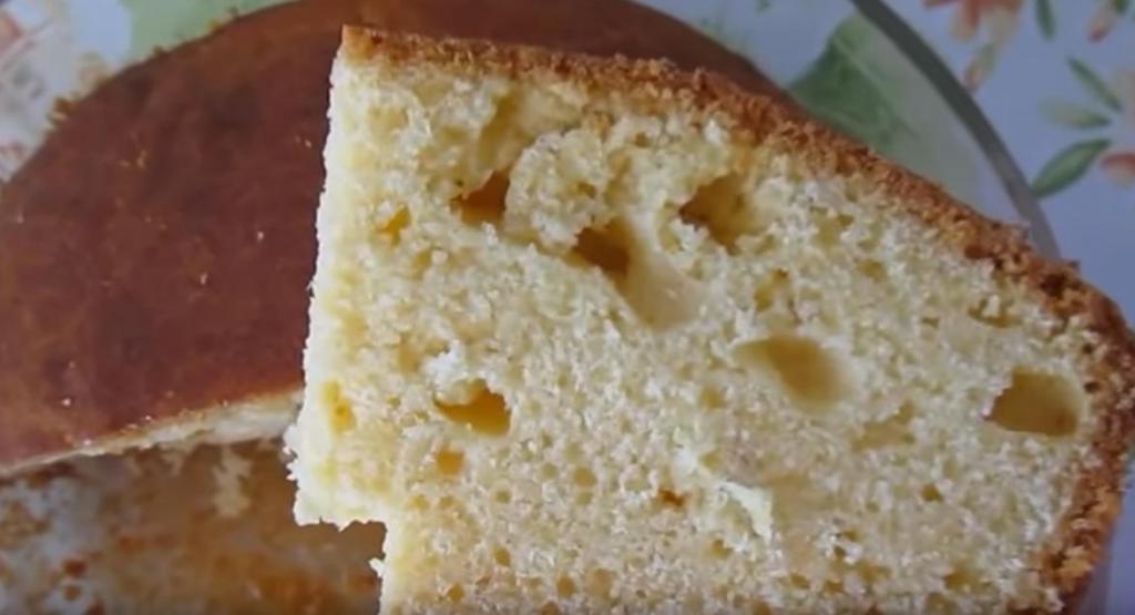 Хлебопечка не нужна: печем вкусный хлеб из кукурузной муки