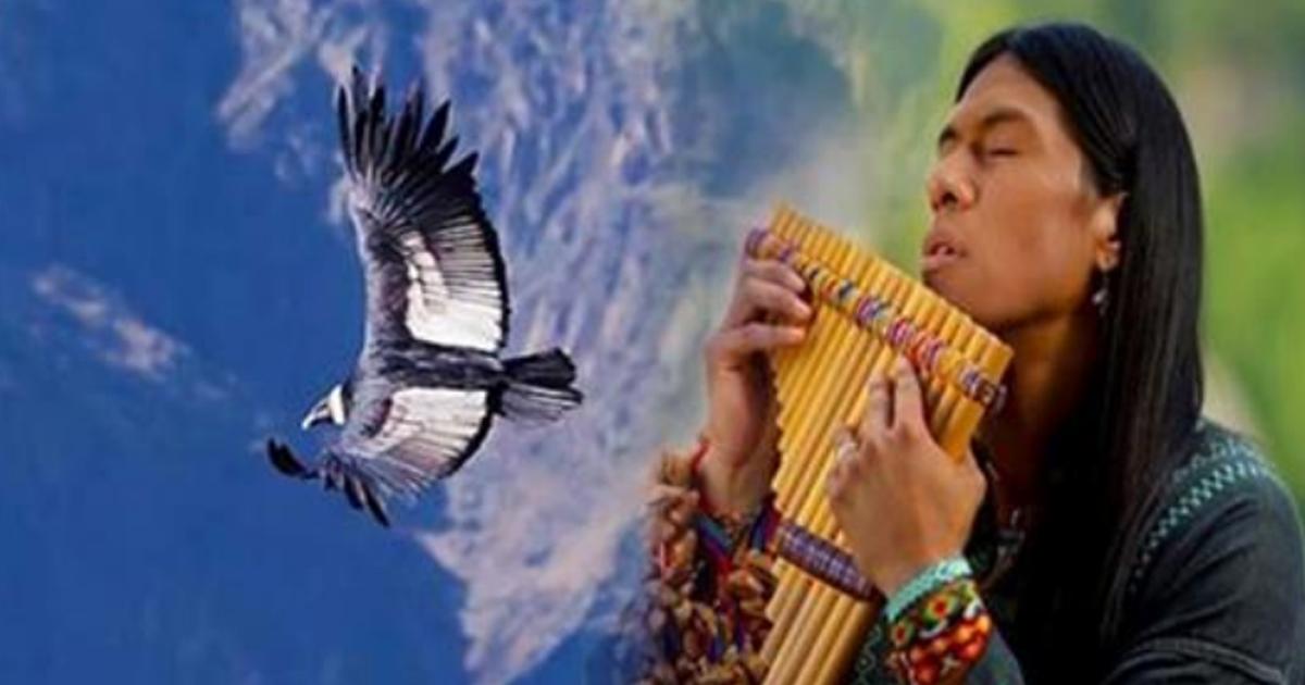 «Полёт кондора»: 100 летняя перуанская мелодия покорившая мир!