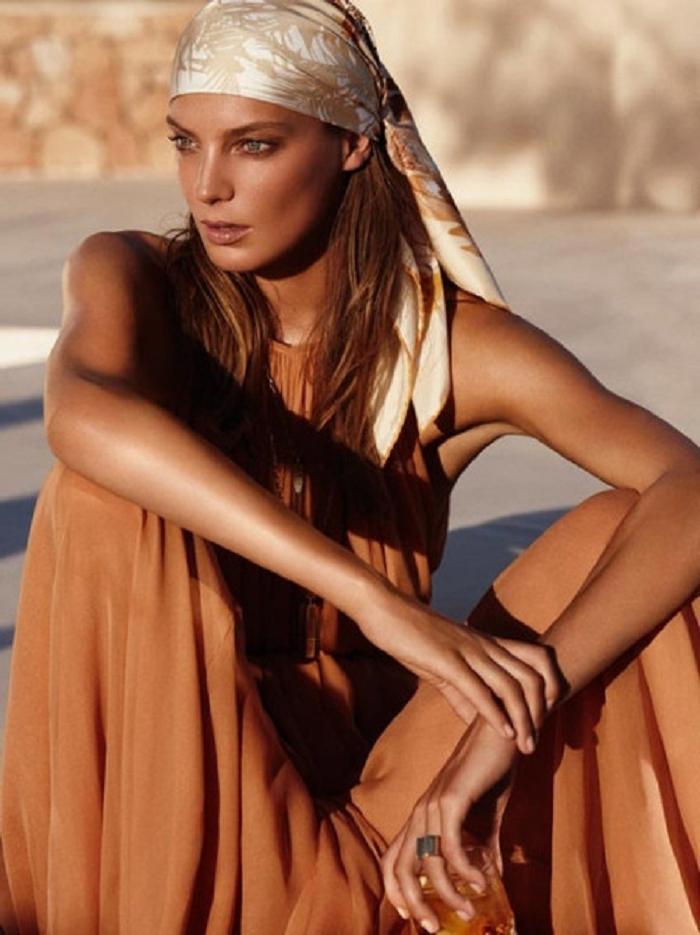 Узелки, платок на голову и не только: варианты причесок, если нет времени помыть голову