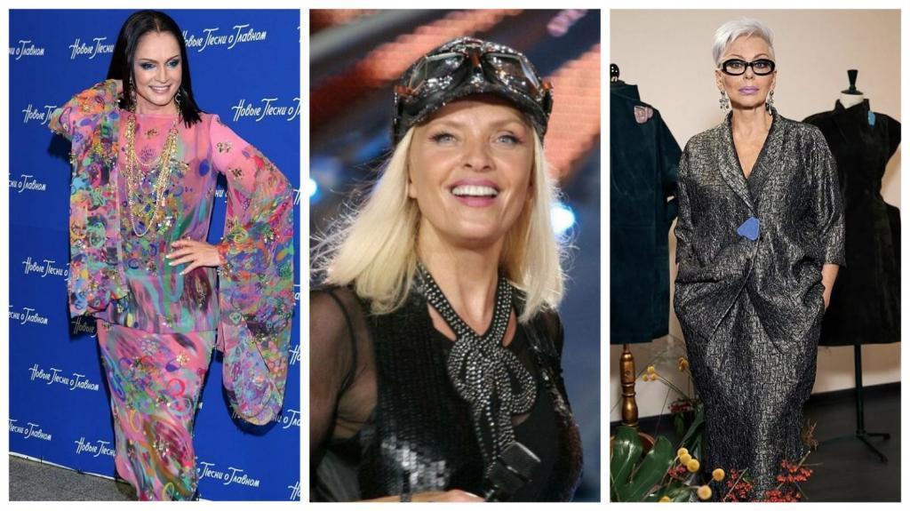 Стилист Руслан Громов назвал тройку самых стильных дам отечественного шоу бизнеса старше 60, с которых можно брать пример