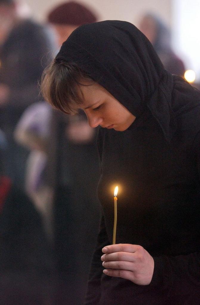 Каждая женщина может получить помощь. Обращение к святой Марии Египетской