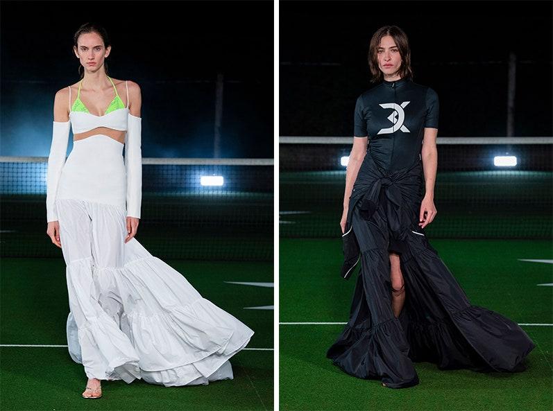 Тренд лета 2021 – юбки с оборками и воланами: 7 красивых тенденций от ведущих модельеров