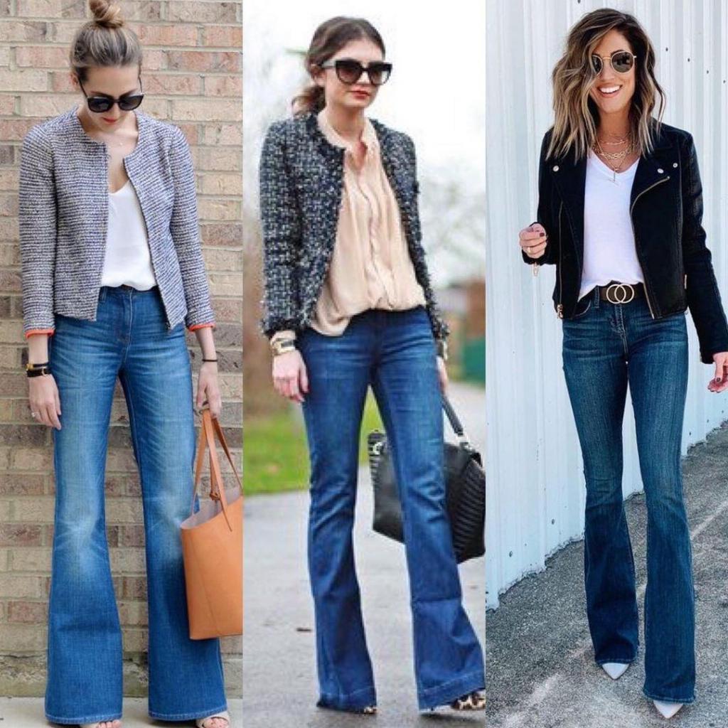 Клеш снова в тренде: какие джинсы будут самыми модными этим летом и как за ними ухаживать