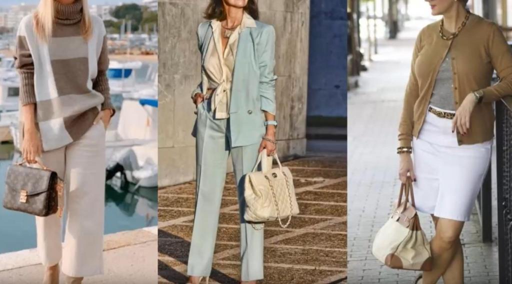 Как оставаться стильной женщине за 45 вне зависимости от комплекции: секреты подбора одежды и советы по созданию аутфитов