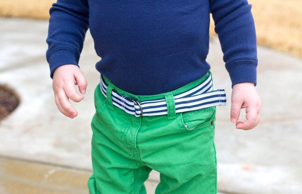 Как сделать для детей симпатичные ремни на лето. Способ очень простой и экономный: берем на заметку