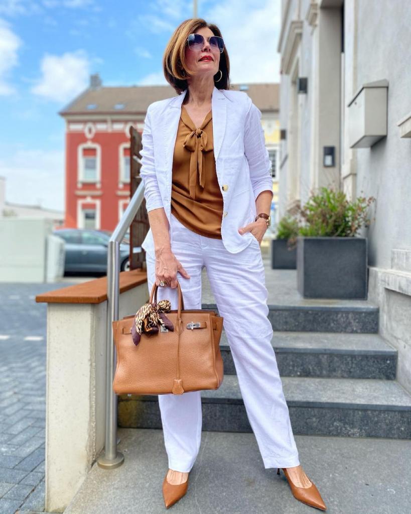 Как одеваться в 50, чтобы даже молодежь восхищалась: подборка модных образов