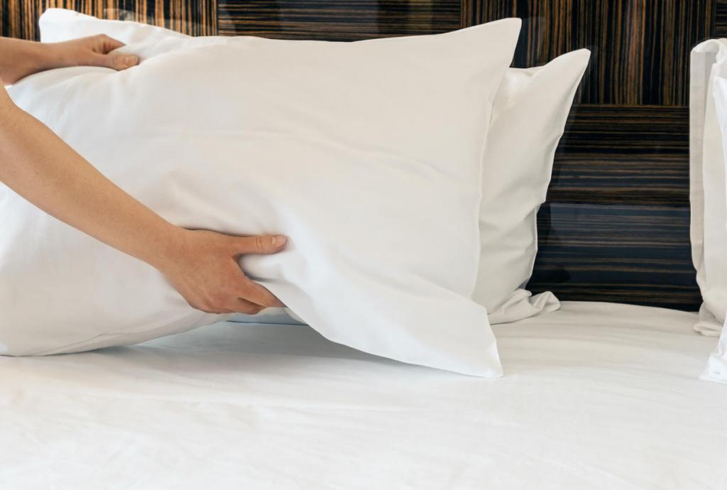Лицу будет приятно. Четыре правила стирки наволочек: в доме, где им следуют, на подушках спать комфортно и спокойно
