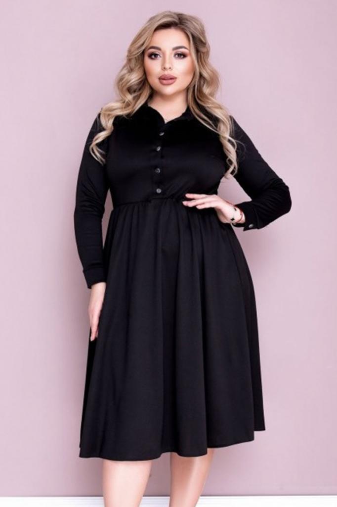 Весенняя мода для женщин с пышными формами: туника, узкие брюки и не только