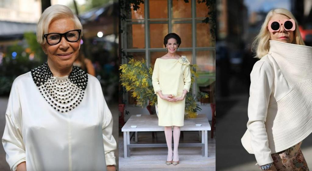 Философия моды 60+. Советы, как зрелым дамам создавать модные аутфиты для любого случая