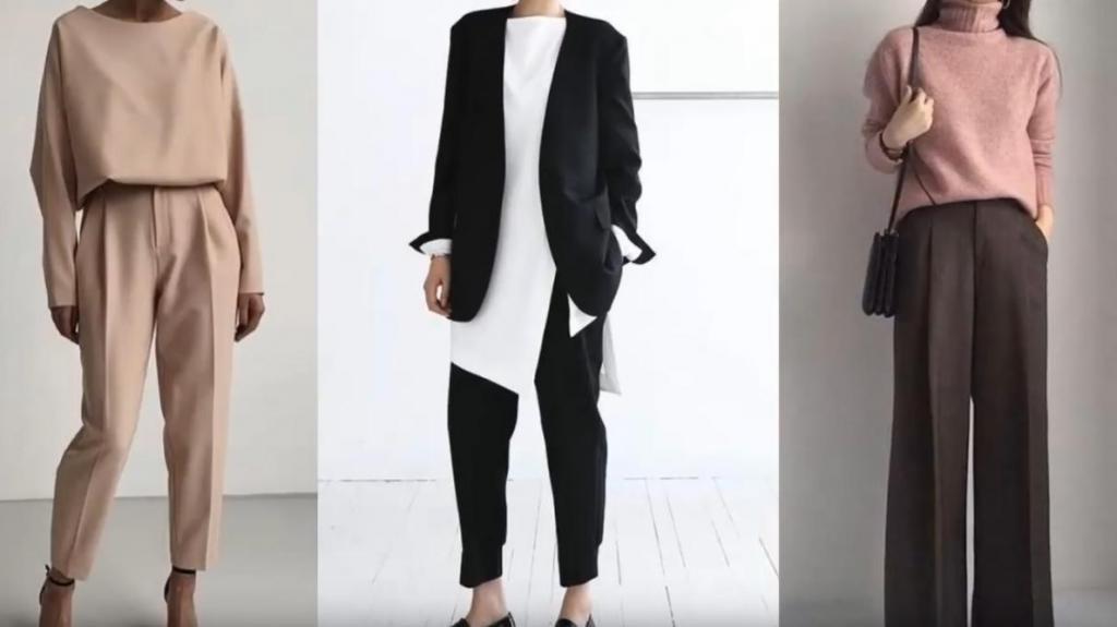 Простота - топовое направление в мире моды: как создавать лаконичные образы из трендовой одежды