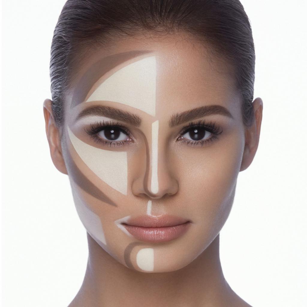 Уловки в макияже для идеального внешнего вида: скрываем второй подбородок и не только