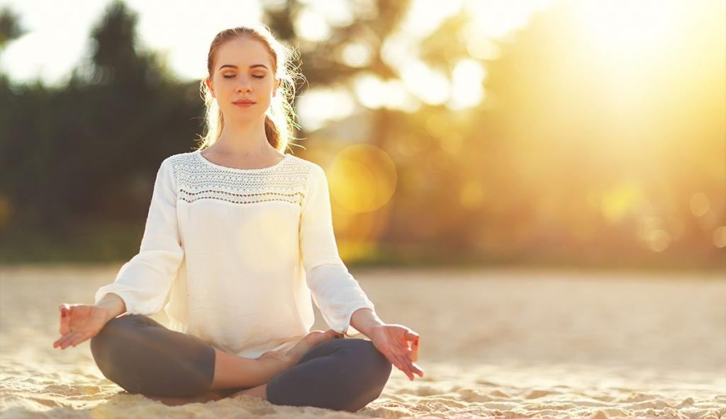 Никакой диеты и спорта: как правильно медитировать, чтобы похудеть к пляжному сезону