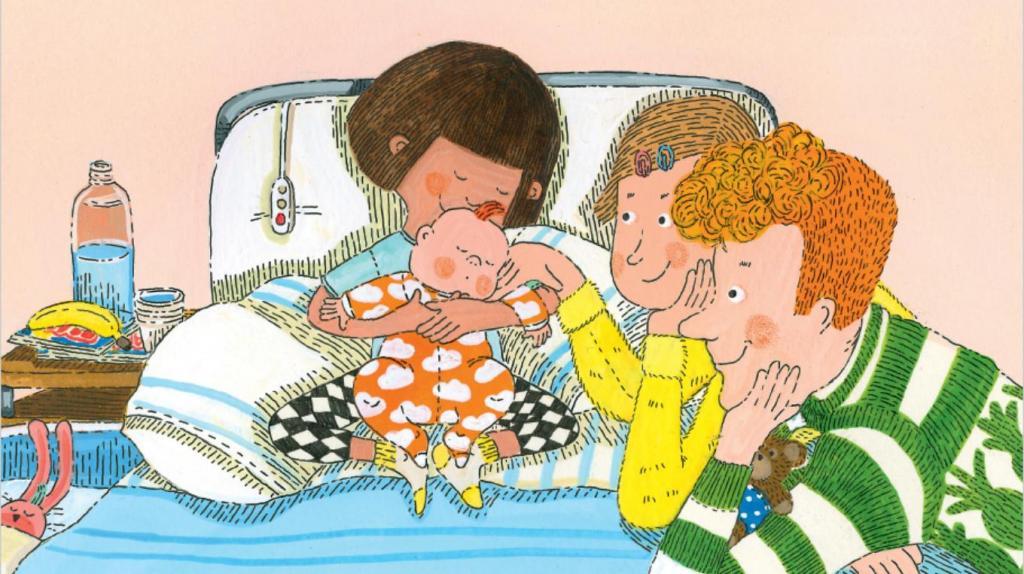 Готовим старшего ребенка к появлению второго чада: вместе покупаем одежду и не только