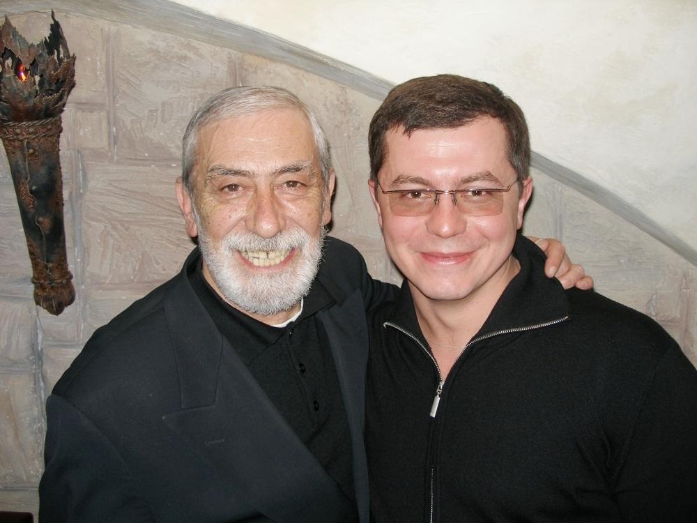 Кроме жены ему очень нравились две женщины: кого любил Вахтанг Кикабидзе и в чем секрет его семейного счастья