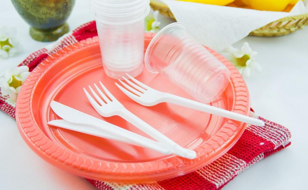 В России могут ввести запрет на одноразовую посуду и ватные палочки в ближайшие несколько лет