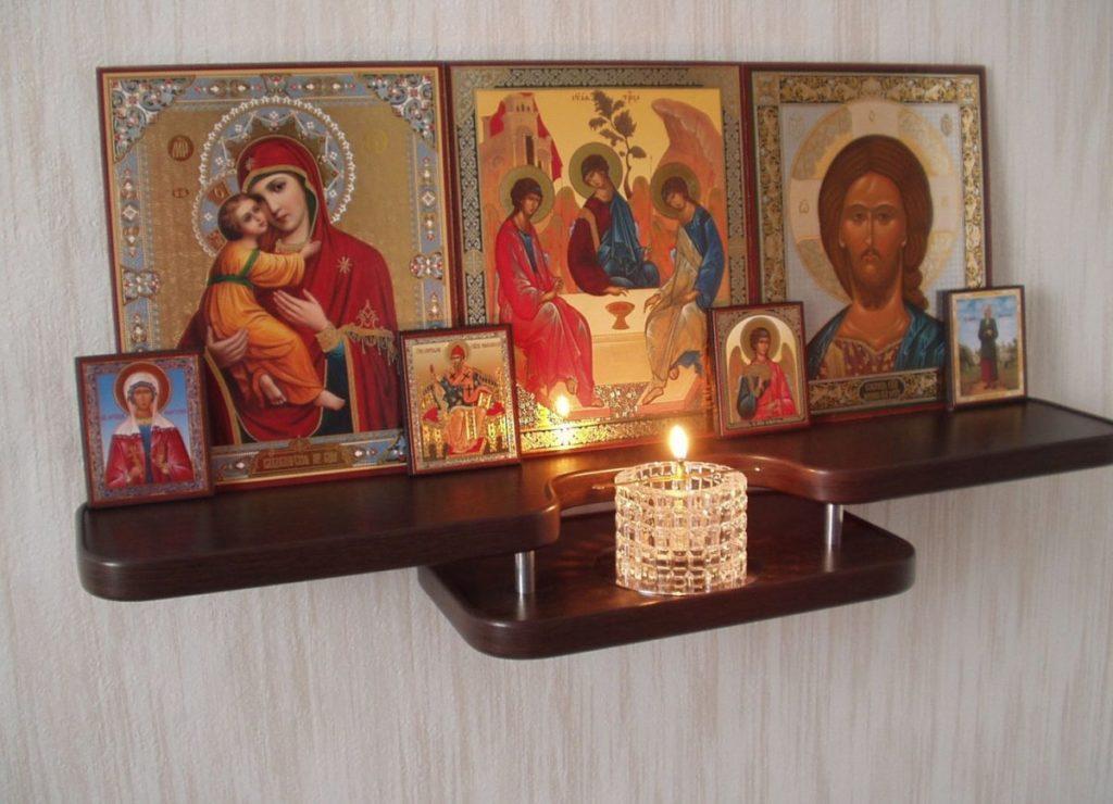 Домашний иконостас: как лучше его обустраивать, чтобы он помогал в духовном просветлении